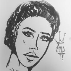 Sketch ix